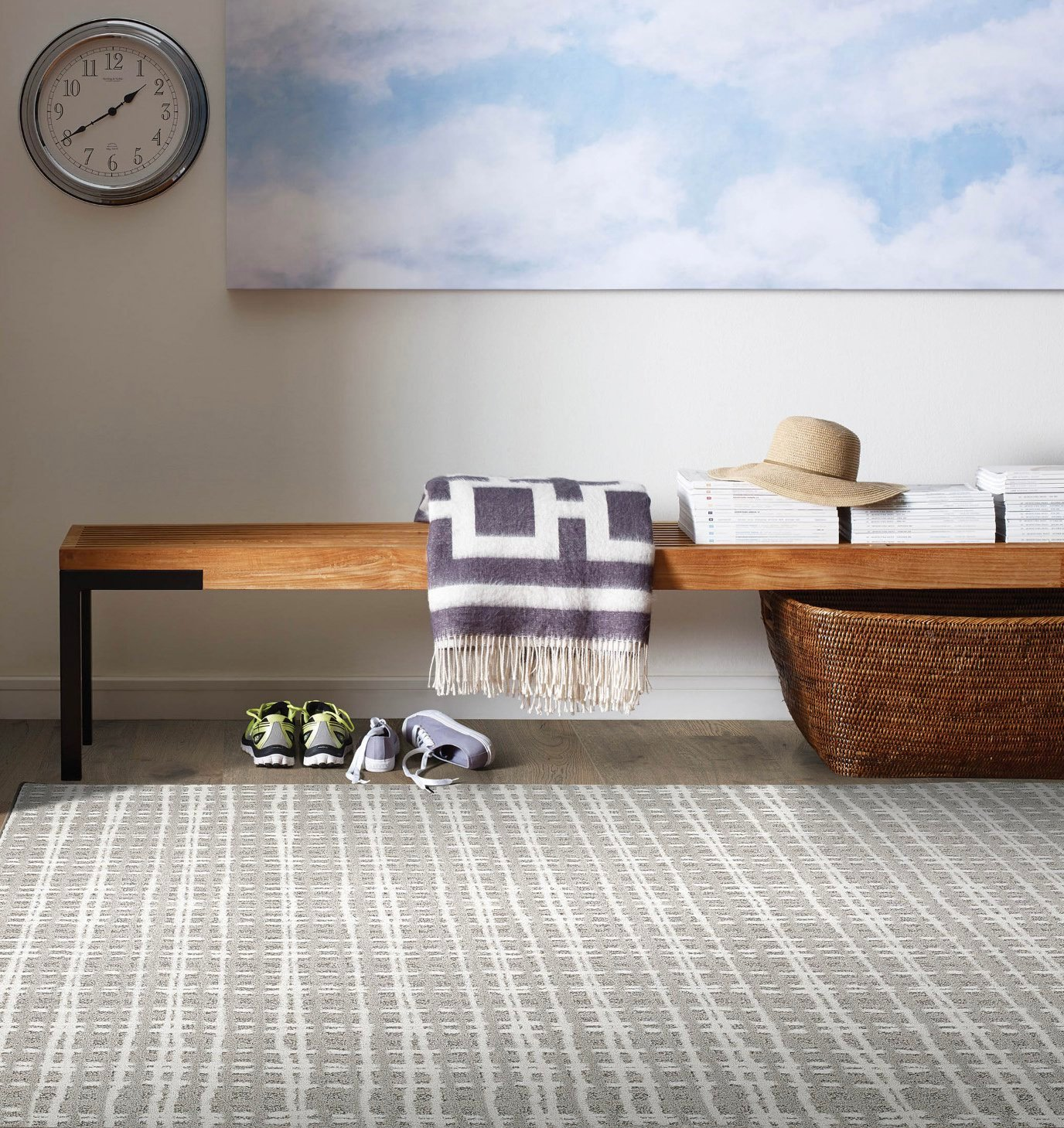 Do Area Rugs Work Over Carpet: How To Lay An Area Rug Over Carpet