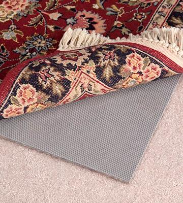 area rugs over carpet